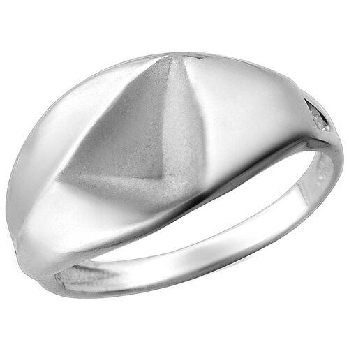 Эстет Кольцо из серебра 01К7512892, размер 17.5 фото