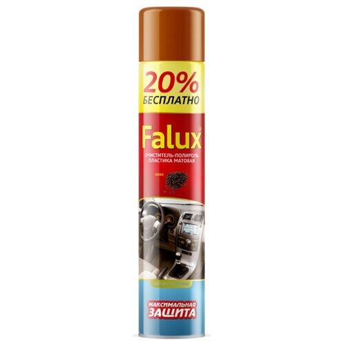 PLEX Очиститель-полироль салона автомобиля Falux кофе plex очиститель многофункциональный для салона автомобиля effect spray 0 65 л