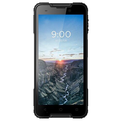 Смартфон BQ 5541L Shark Rush, черный смартфон bq 5045l wallet черный