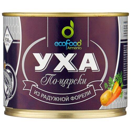 Ecofood Уха из радужной форели по-царски, 530 г