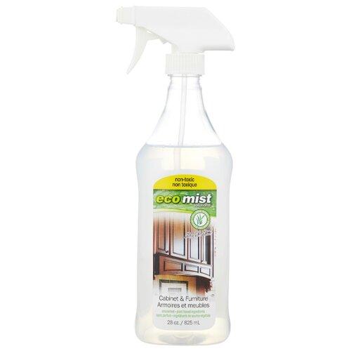 Eco mist Средство для чистки мебели и уборки в кабинете 0.825 л eco mist средство для чистки мебели и уборки в кабинете 0 825 л