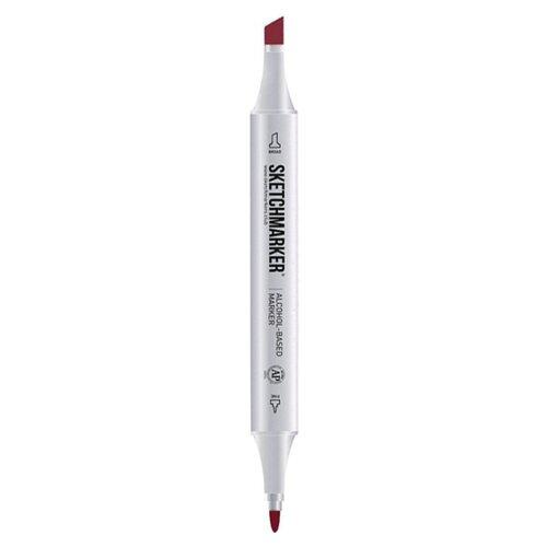 Купить SketchMarker Маркер на спиртовой основе R90 deep red, Фломастеры