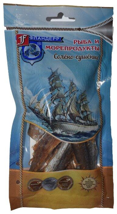 ФЛАНДЕРР Янтарная рыбка вяленая с перцем