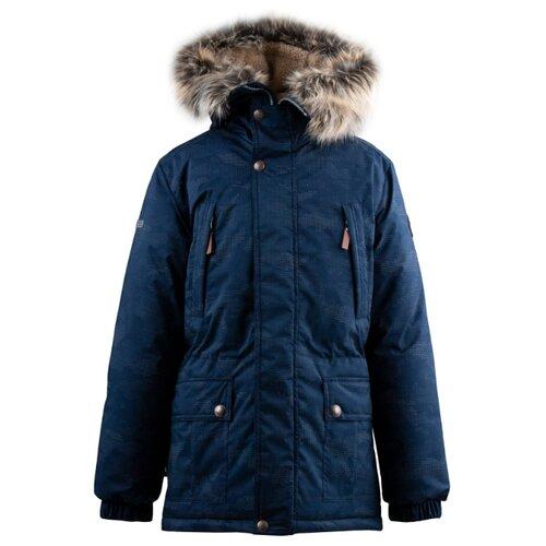 Купить Парка KERRY KARL K19469 A размер 146, 2292 синий, Куртки и пуховики