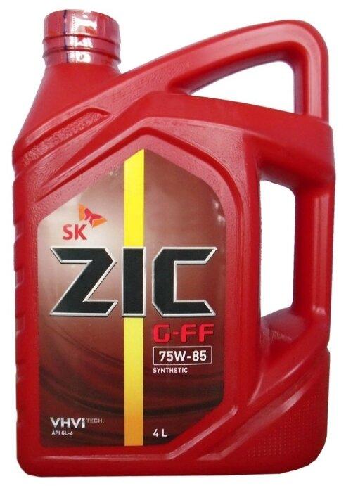 Трансмиссионное масло ZIC G-FF 75W85 1л (132626)