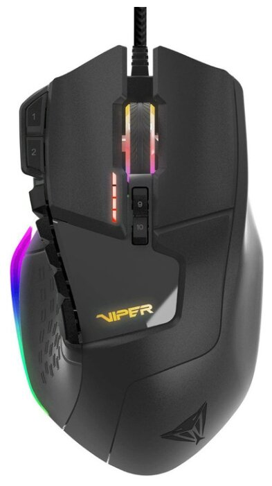 Мышь Patriot Memory Viper 570 RGB Blackout Edition