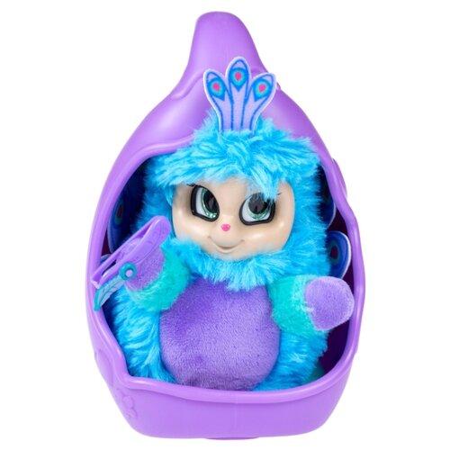 Купить Мягкая игрушка Bush Baby World Пушастик Павлин Паола 20 см с аксессуарами, Мягкие игрушки