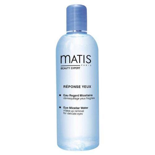 Matis очищающая мицеллярная вода для кожи вокруг глаз с экстрактом чая матча, 150 мл очищающая вода урьяж