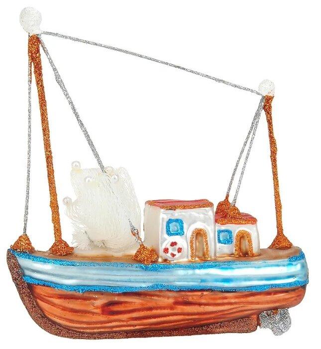 Елочная игрушка Euphorie N8580017СК