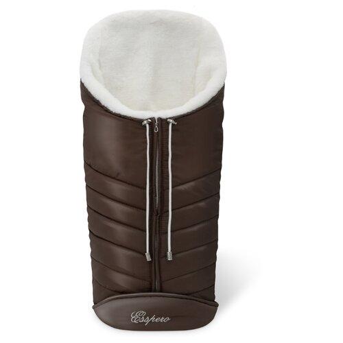 Купить Конверт-мешок Esspero Cosy White 90 см chocco, Конверты и спальные мешки