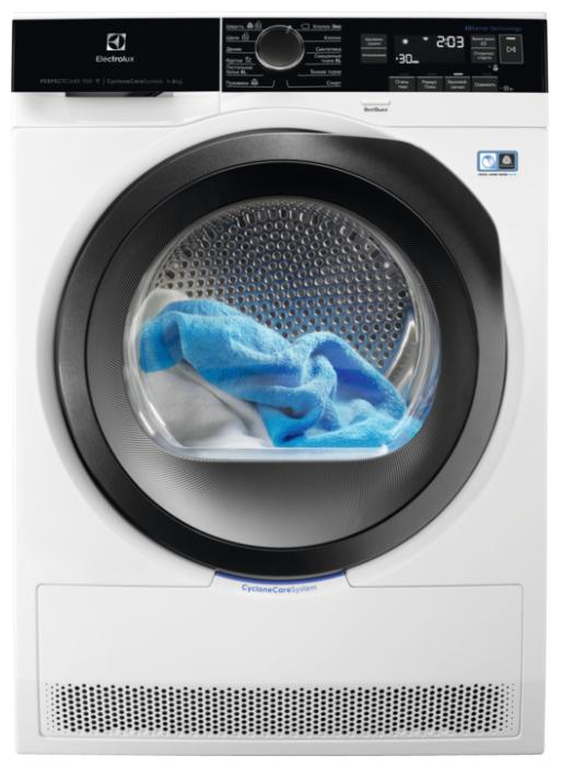 Сушильная машина Electrolux EW9H1R88SC — купить по выгодной цене на Яндекс.Маркете