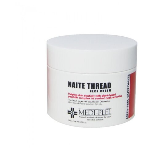 Купить MEDI-PEEL Naite Thread Neck Cream крем для шеи, 100 мл