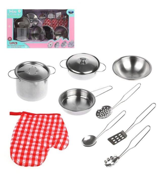 Набор посуды Наша игрушка 641922