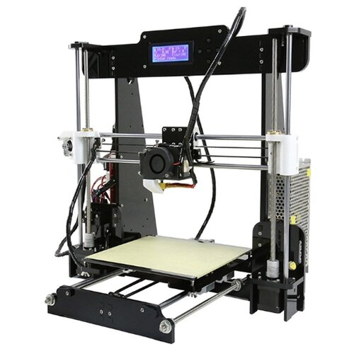 3D-принтер Anet A8 с автоуровнем черный