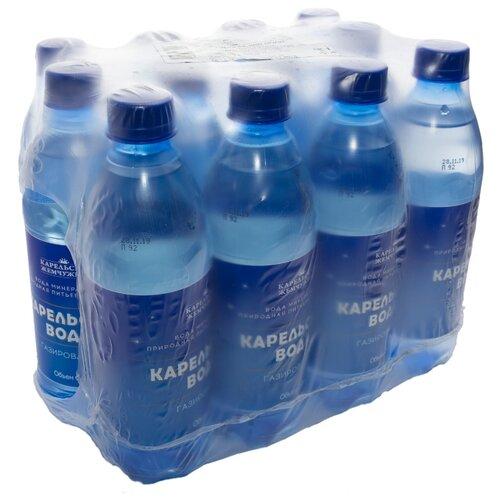 Вода минеральная природная питьевая столовая Карельская вода газированная, ПЭТ, 12 шт. по 0.5 л тону кэлжуст estonian philharmonic chamber choir arvo part kanon pokajanen 2 cd