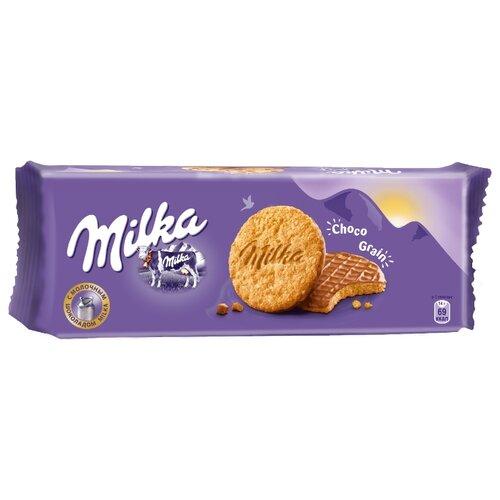 Фото - Печенье Milka choco grain, 168 г печенье choco boy грибочки 45 г