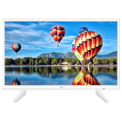 Фото - Телевизор Leff 24H111T 24 (2019) белый телевизор leff 55u610s 55 2020 на платформе яндекса черный