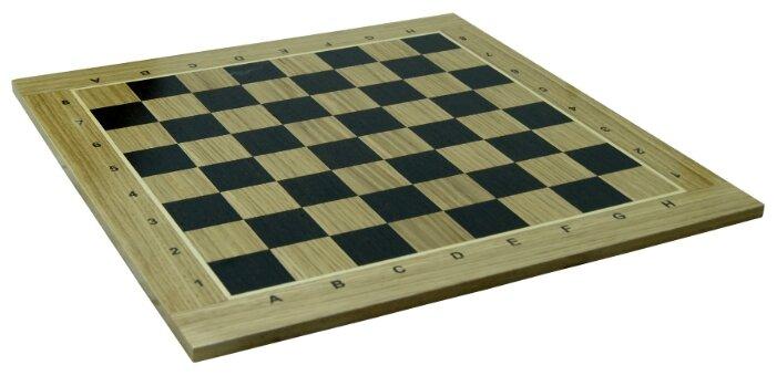 WoodGames Шахматная доска 50мм, дуб