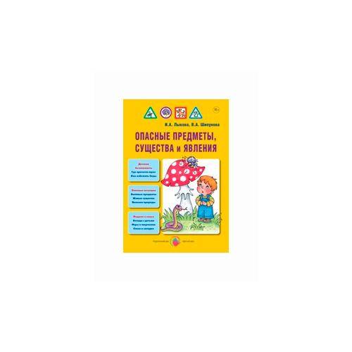 Купить Лыкова И.А. Детская безопасность. Опасные предметы, существа и явления , Цветной мир, Учебные пособия