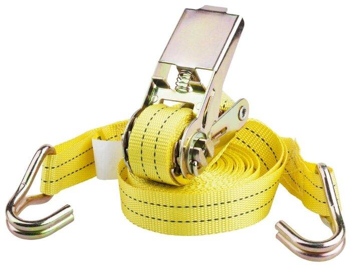 Стяжной ремень с храповым механизмом STAYER Professional 40560 0.5 т
