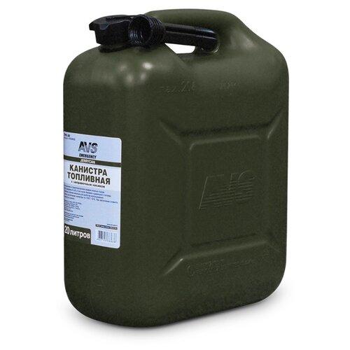 Канистра AVS TPK-Z 20, 20 л, зеленый