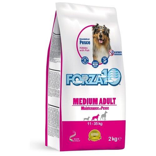 Сухой корм для собак Forza10 рыба 2 кг (для средних пород)