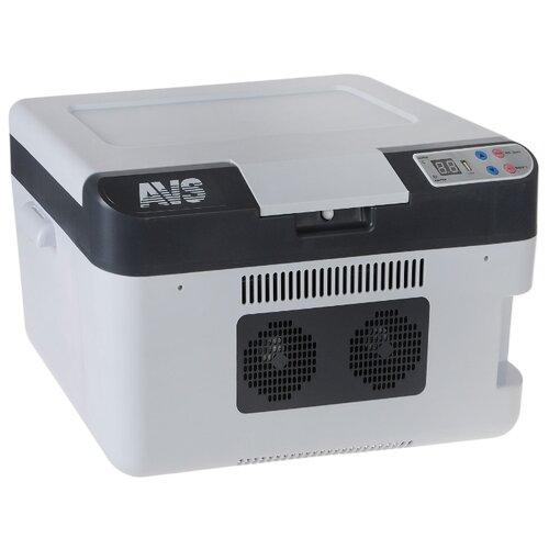 Автомобильный холодильник AVS CC-24WBC светло-серый/серый