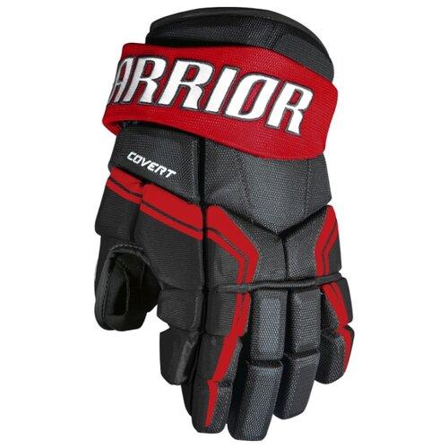 Защита запястий Warrior Covert QRE3 gloves Sr (13 дюйм.) Black with Red.