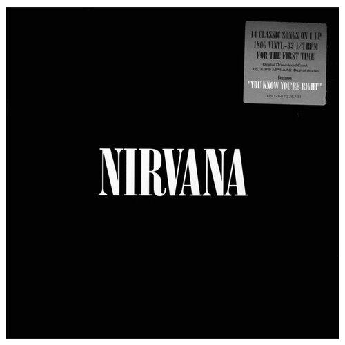 Nirvana. Nirvana (LP) nirvana nirvana from the muddy banks of the wishkah 2 lp 180 gr