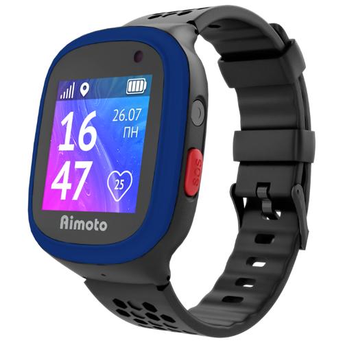 Детские умные часы c GPS Aimoto Start 2 черный