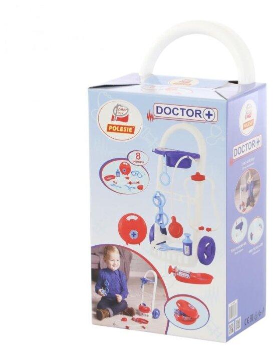 Набор доктора Полесье Palau Toys Доктор №11 (69849)