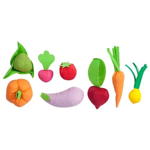 Купить Набор продуктов PAREMO овощи PK320-16 разноцветный, Игрушечная еда и посуда