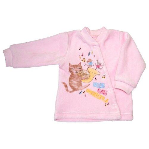 Купить Распашонка СовёнокЯ размер 52-80, розовый, Распашонки
