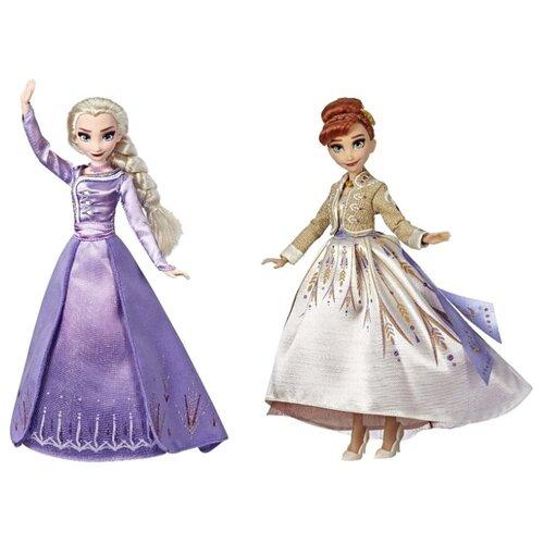 Купить Кукла Hasbro Disney Холодное сердце 2 Делюкс, 28 см, E5499, Куклы и пупсы
