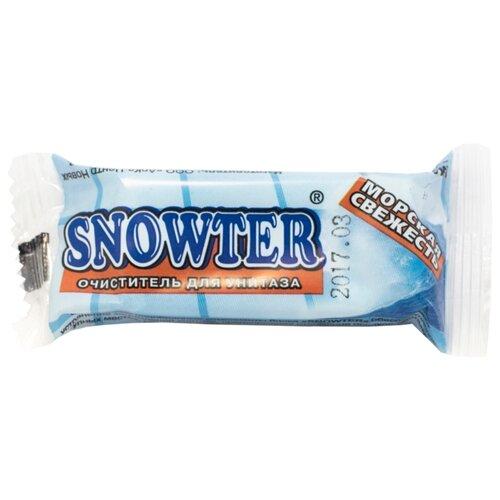 Snowter запасной блок для унитаза Морская свежесть 0.04 кг 1 шт. очиститель для унитаза snowter запасной блок хвоя 40 г
