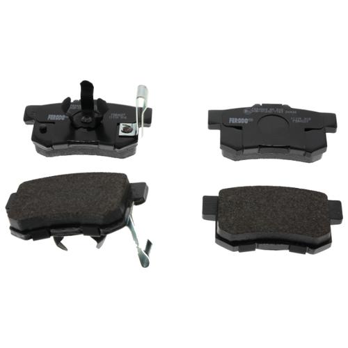 Дисковые тормозные колодки задние Ferodo FDB4227 для Honda Accord, Honda Crosstour, Honda CR-V (4 шт.) автомобильные держатели и подставки honda accord