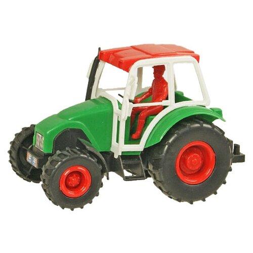 Купить Трактор BK Toys 168-3 14 см, Машинки и техника