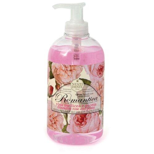 Купить Мыло жидкое Nesti Dante Romantica Florentine Rose and Peony, 500 мл
