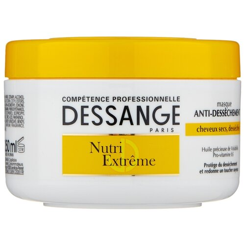 Dessange Маска для волос Nutri-Extreme, 250 мл