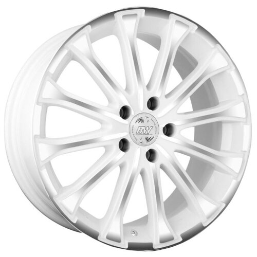 Колесный диск Racing Wheels H-461 7x17/4x100 D67.1 ET35 W F/P american racing ar894 8 5x20 5x114 3 d72 62 et35 black machined