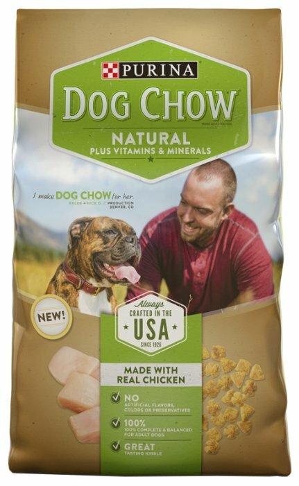Корм для собак DOG CHOW курица, говядина 14.51 кг