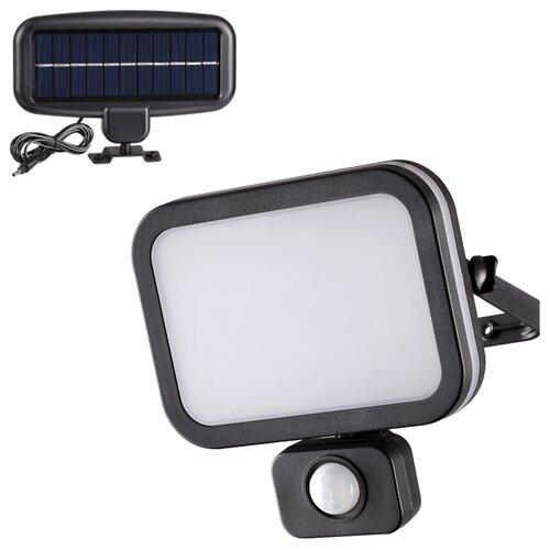 цена на Novotech Уличный настенный светильник на солнечной батарее Solar 358020