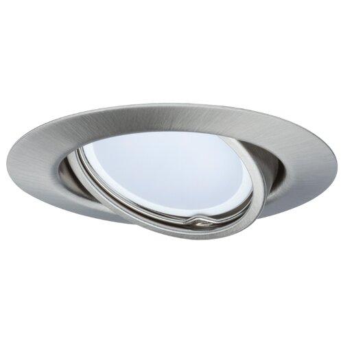 Встраиваемый светильник Paulmann 93846, 3 шт. встраиваемый светильник paulmann 92704 3 шт