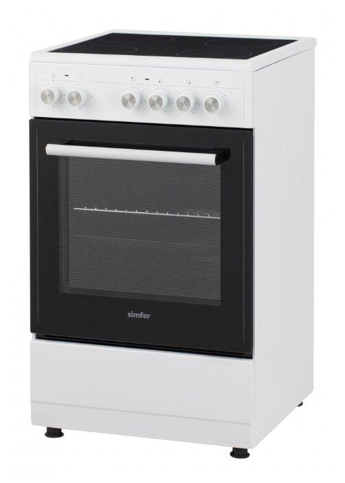 Электрическая плита Simfer F55VW04013
