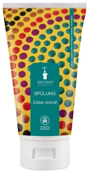 Bioturm Color Blond ополаскиватель для светлых окрашенных волос