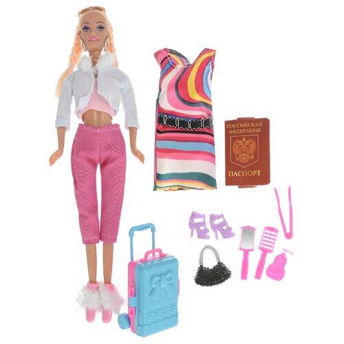 Купить Кукла Toys Lab Путешественница, 28 см, 35076, Куклы и пупсы