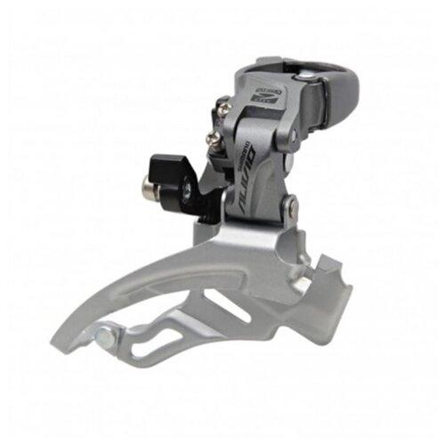 Переключатель передний SHIMANO Alivio FD-M4000-DS6 серебристый цена 2017