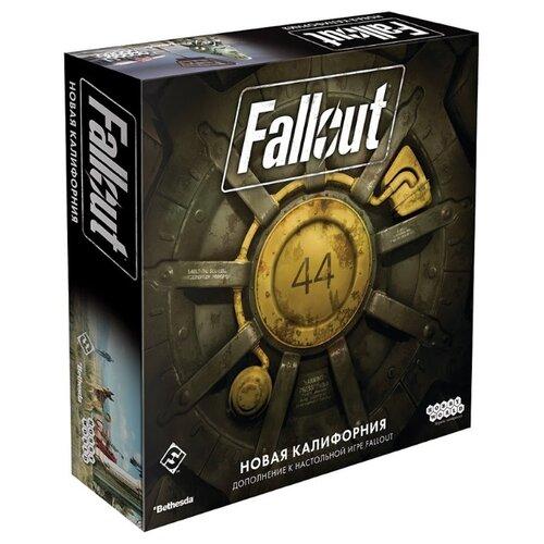 Купить Дополнение для настольной игры HOBBY WORLD Fallout: Новая Калифорния, Настольные игры