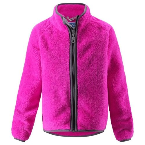 Олимпийка Lassie размер 110, розовый шапка для девочки lassie цвет розовый 7287185161 размер 50 52