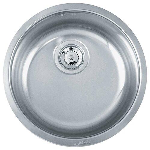 Врезная кухонная мойка 43 см FRANKE RAX 610-38 101.0017.998 нержавеющая сталь мойка franke agx 260 нержавеющая сталь